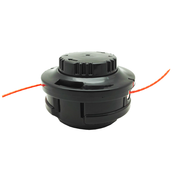 Twin-Line Tap & Go Cutter-Head for 30-35cc Brushcutters - Contains 2.4mm Round Line - JR TFN040