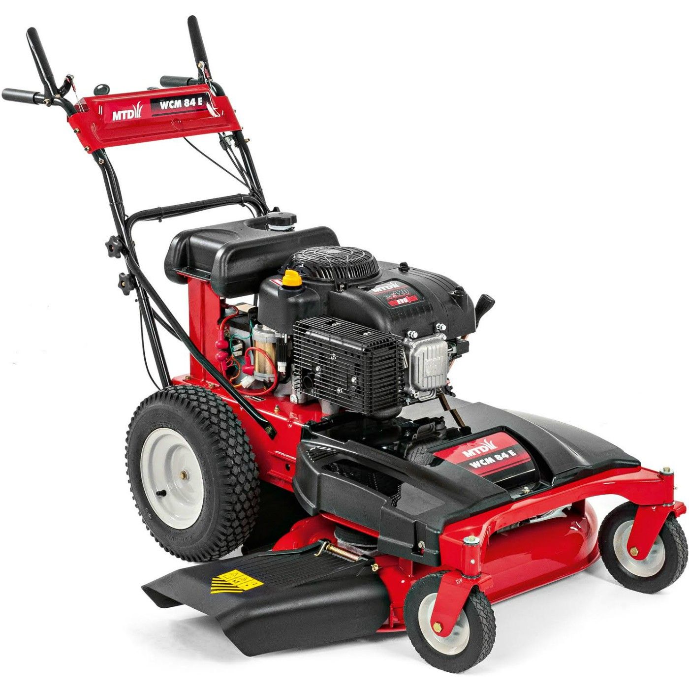 Lawnflite WCM84E Wide-Cut Lawn Mower (with Electric Start)