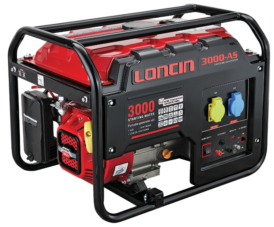 Loncin LC 3000AS