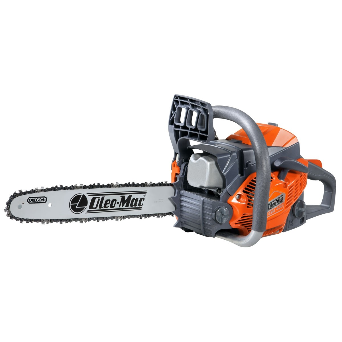 Oleo-Mac GSH 400 Petrol Chainsaw H Series (Chainsaws – Petrol)Back Reset Delete Duplicate Save Save and Continue Edit