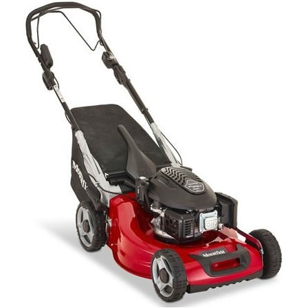 Mountfield SP551 V LS Variable-Speed 3-in-1 Petrol Lawnmower (with Electric Start)