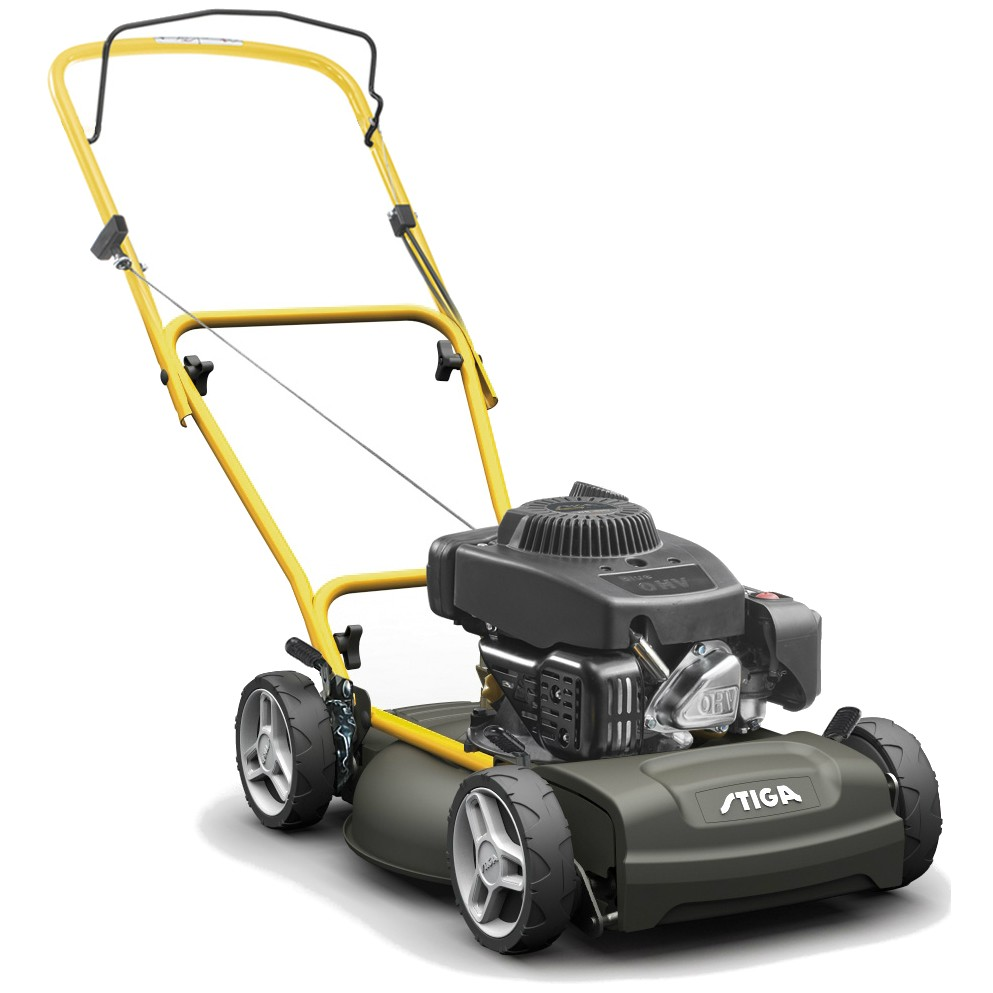 Stiga Multiclip 47  Hand-Propelled Lawnmower