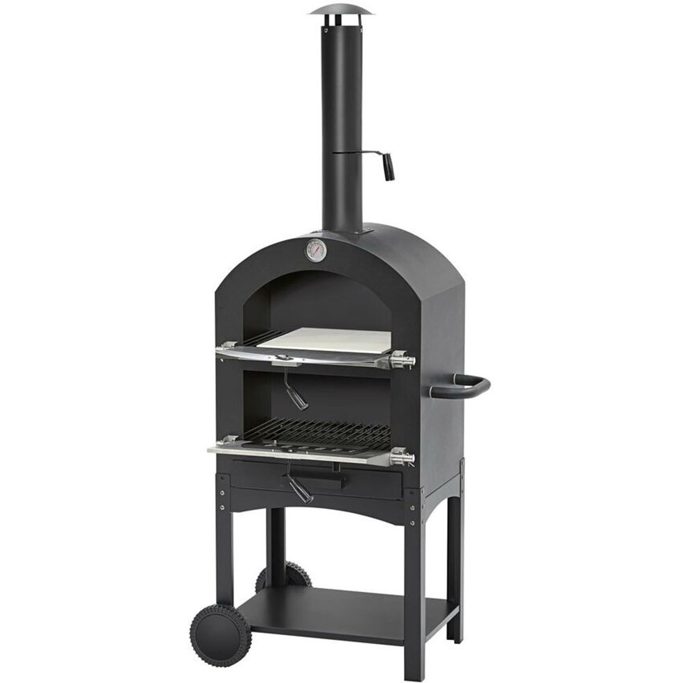 Outback Pizza Oven