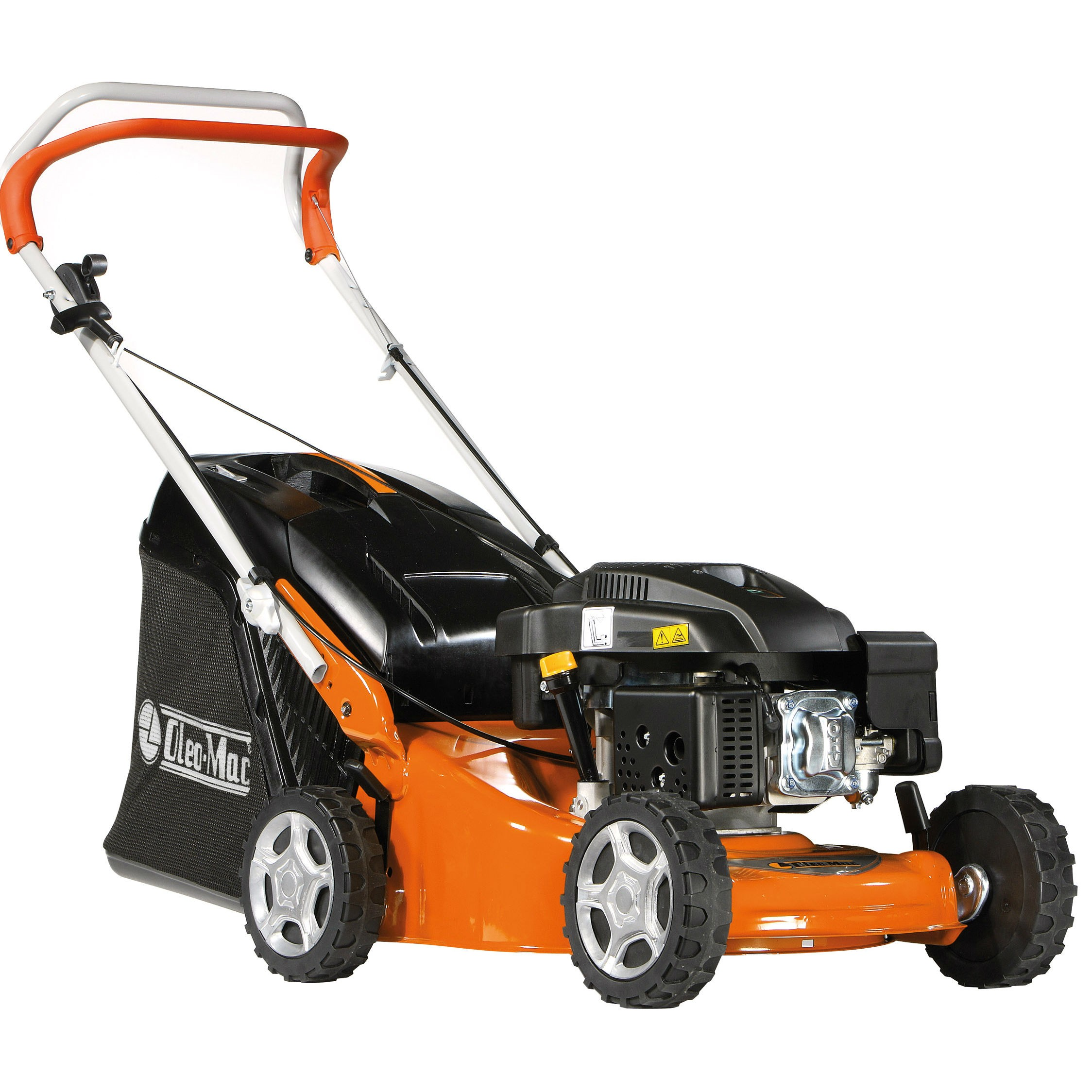 Oleo-Mac G44-PK Comfort-Plus Hand-Propelled Petrol Lawnmower