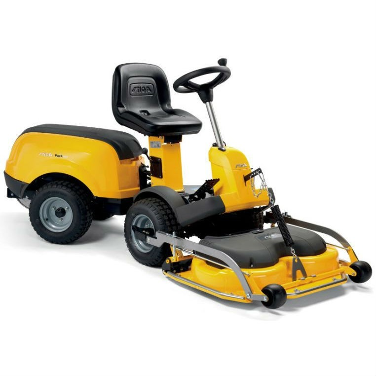 Stiga Park 320 P Ride-On Lawnmower (Excuding Deck)