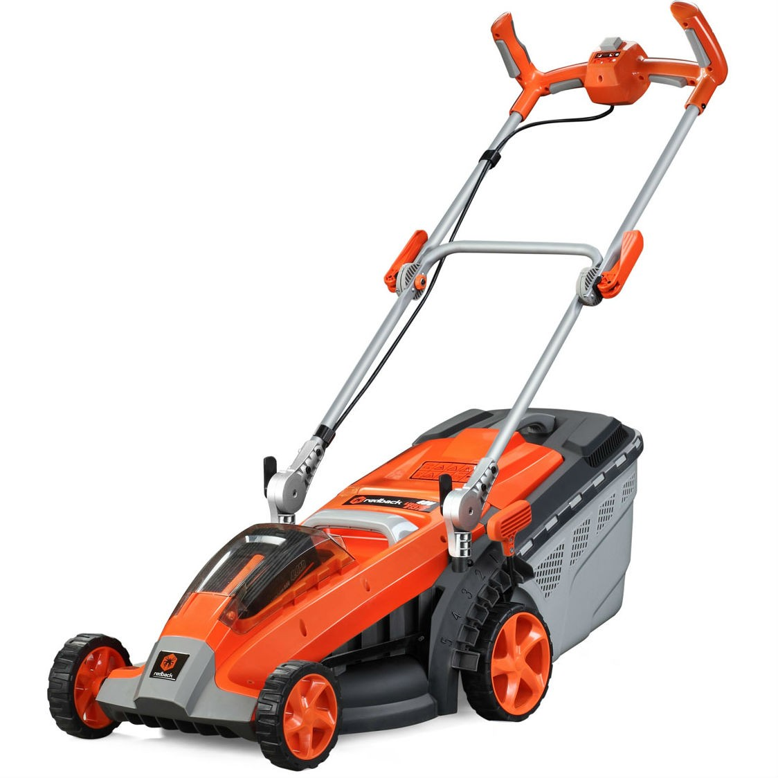 Redback E137CQ-2Ah Cordless Lawnmower (Special Offer)