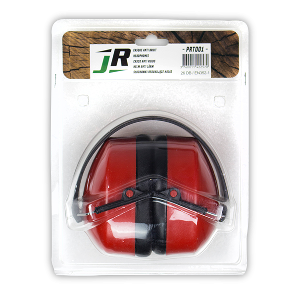 Professional Ear-Protectors - JR PRT001