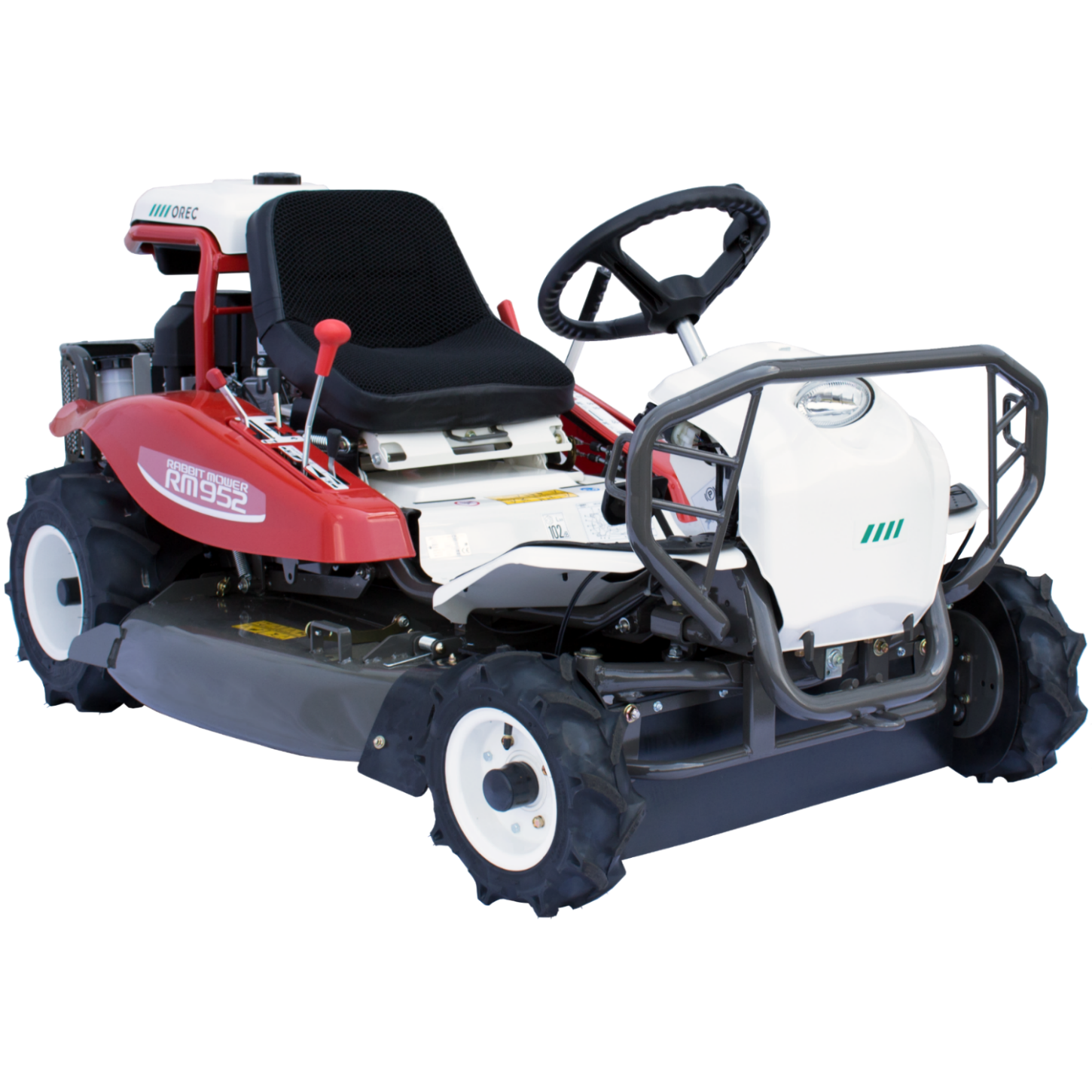 Orec Rabbit RM952 Ride-On Brushcutter
