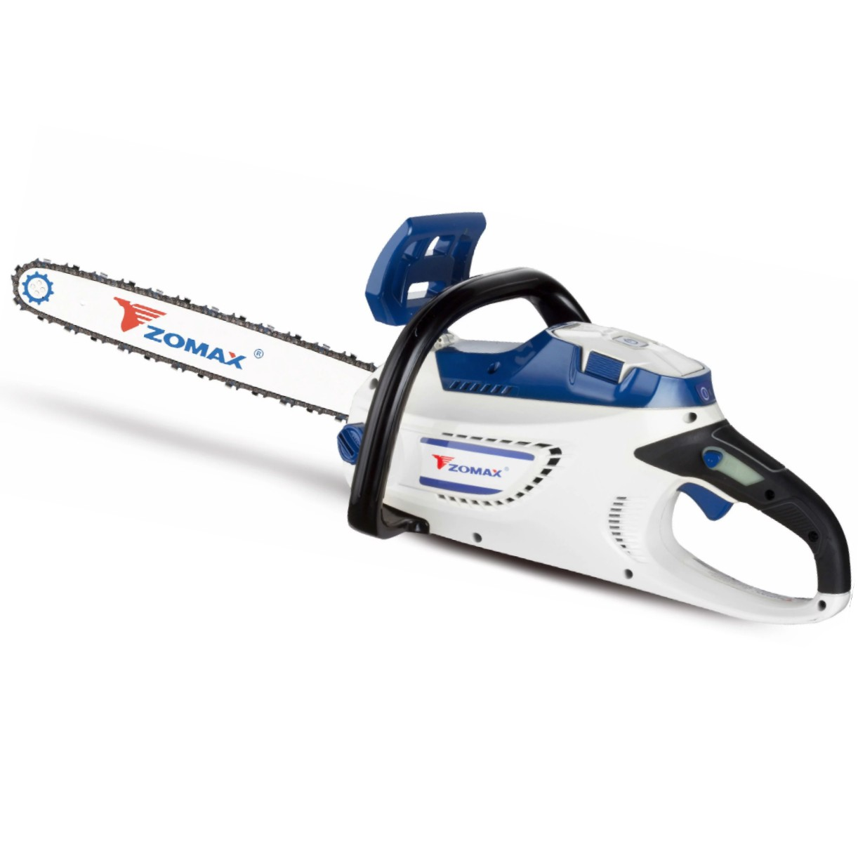 """Zomax DC501 58v Cordless Chainsaw with 40cm (16"""") Guide-Bar (Tool Only)"""