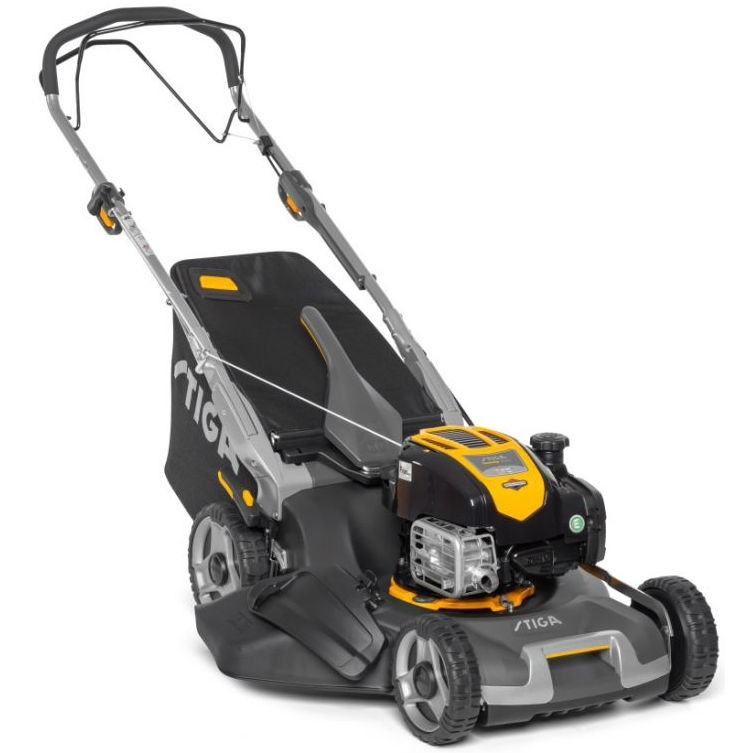 Stiga Twinclip 55 SQB 4-in-1 Self-Propelled Lawnmower