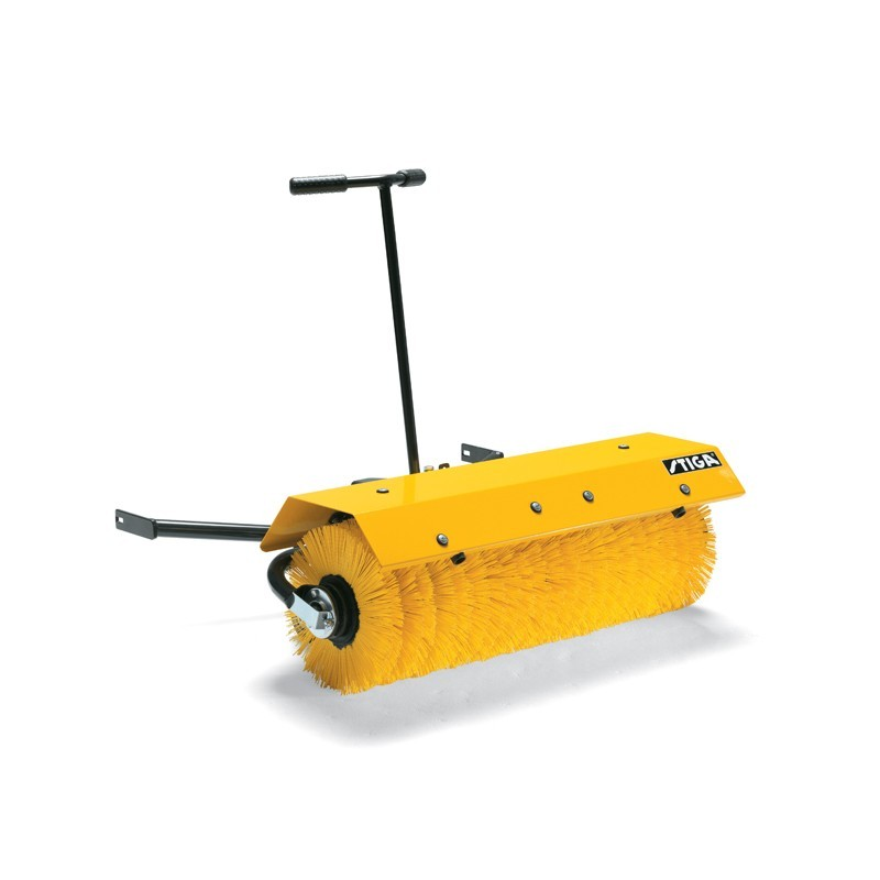 Stiga Front Mounted Sweeper - for Villa Models (13-3918-61)