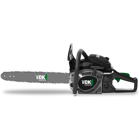 TCK TRT4645ORG-1 Petrol Chainsaw with Free Starter Kit (45cm Guide Bar)