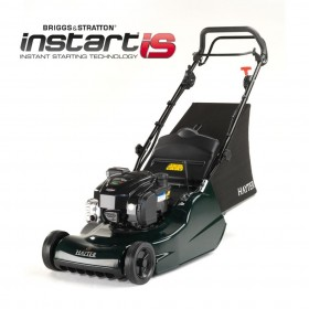 Hayter Harrier 48 Autodrive E/S Rear-Roller Lawnmower with Variable Speed & Electric Start (Code: 491J)