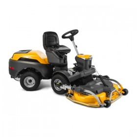 Stiga Park 540 PX 4WD Front-Cut Ride-On Lawnmower (Excluding Deck)