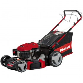 Einhell GC-PM 52 SHW 5-in-1 Hi-Wheel Self-Propelled Petrol Lawn Mower