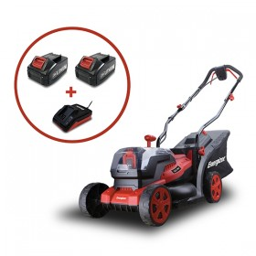 Energizer® ELMC Cordless Lawnmower 20V (2 x Batteries & Charger Included)