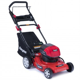 Energizer® TDE-40N 40v 3-in-1 Cordless Lawnmower (with Battery & Charger)