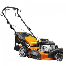 Feider FTDT461ZT Self-Propelled 4-in-1 Zero-Turn Petrol Lawnmower