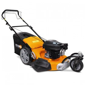 Feider FTDT511ZT Self-Propelled 4-in-1 Zero-Turn Lawnmower