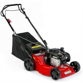 Morrison Rocket Combo Self-Propelled Petrol Lawnmower