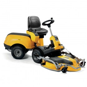 Stiga Park 520 P Front-Cut Ride-On Lawnmower (Including 100cm Deck)