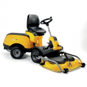 Stiga Park 720 PW Front-Cut Ride-On Lawnmower (Excluding Deck)