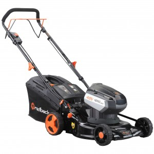 Redback E142CV Self-Propelled Cordless Lawnmower (Tool Only)