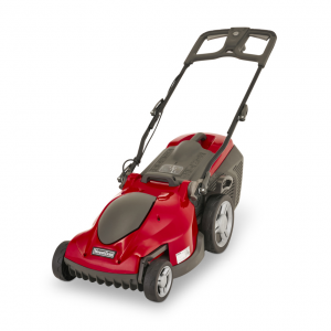 Mountfield Princess 38 Electric 4-Wheel Roller Lawnmower (Lawnmowers – Electric Rear-Roller Rotary Lawn Mowers)