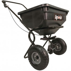 Agri-Fab Broadcast Spreader - 85LB Push (45-0531)
