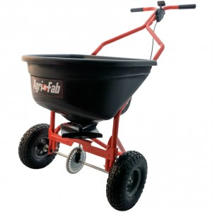 Agri-Fab 45-0526 110lbs Broadcast Push Spreader