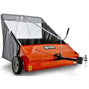 "Agri-Fab Smart-Sweep 44"" Towed Lawn & Leaf Sweeper (45-0492)"