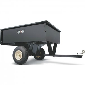 Agri-Fab 45-0303 Economy Steel Tipping-Trailer.