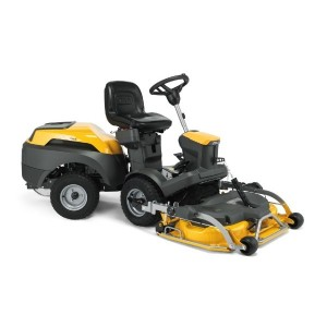 Stiga Park 320 P Front-Cut Ride-On Lawnmower (Excluding Deck)