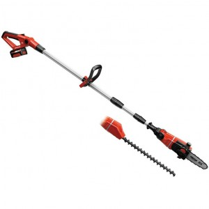 Einhell GE-HC 18LI-T Power X-Change Cordless Pruner/Hedgetrimmer Kit