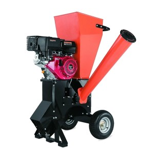 Feider FBT400 Heavy-Duty Petrol Chipper-Shredder