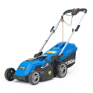 Hyundai HYM3800E Electric 1600W / 230V 38cm Rotary Rear Roller Mulching Lawnmower  In stock