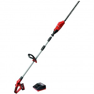 Einhell GE-HH 18/45 Li Power X-Change Cordless Telescopic Hedgetrimmer