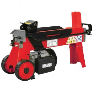 MD 4-Ton Electric Horizontal Log-Splitter