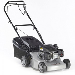 Mountfield SP45 Silver Edition Self-Propelled Petrol Lawn Mower (Exclusive Special Offer)