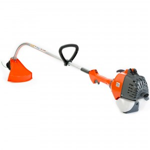 Oleo-Mac Sparta 250-TR Low-Emission Curved-Shaft Petrol Grass-Trimmer