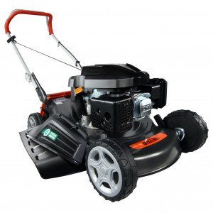 Oleo-Mac G48-PK SD Comfort Hand-Propelled Petrol Lawnmower with Side-Discharge