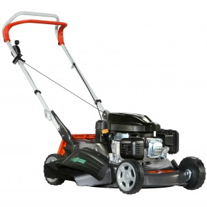 Oleo-Mac G53-PK SD Comfort Hand-Propelled Petrol Lawnmower with Side-Discharge