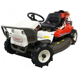Orec  RM982F 4WD Ride-On Brushcutter - Pro Installation