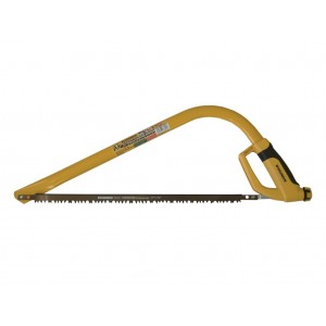 """Roughneck 21"""" Bow Saw - Pointed fitted with Small Straight Teeth (66-821)"""