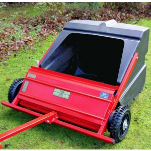 SCH TS98 Heavy-Duty Leaf Sweeper