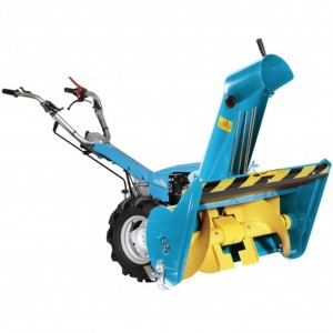 Bertolini BT413S-10 Professional Two-Stage Snow Blower