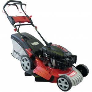 Lawnflite 21 SPW-ES-SSEK 4-in-1 Self-Propelled Petrol Lawnmower with Electric Start