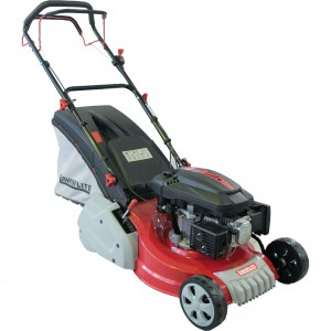 Lawnflite 18SPR-SSEK Self-Propelled Petrol Rear-Roller Lawnmower