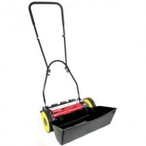 WOLF-Garten WPCM-F Side-Wheel Push - Manual Lawn Mower