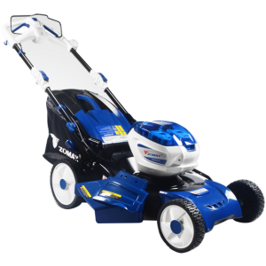 Zomax DM541 58v Cordless Variable-Speed Lawnmower (with Battery & Charger)